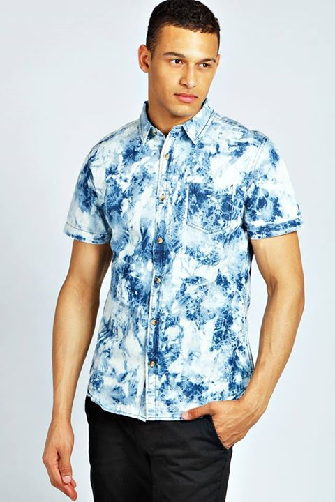 It appears that this summer tie dye style is back in. It is perfect though  for summer evenings 4f8be6f5e572